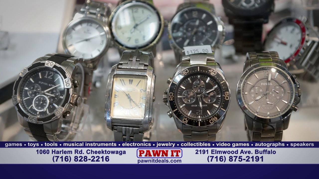 Pawn It - Your Pawn Shop in Buffalo & Cheektowaga NY