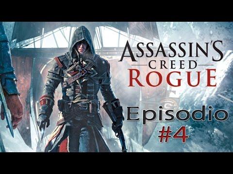 Assassin's Creed Rogue #4 - Explorando Port Aux Basques, Port La Joye y Miramichi