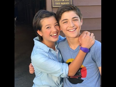 Asher Angel / 8 May 2017