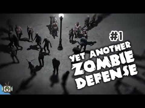 [PD대정령] 170924 어나더 좀비 디펜스 (Yet Another Zombie Defense HD) -1