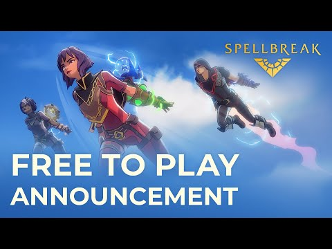Spellbreak Free-to-Play Announcement