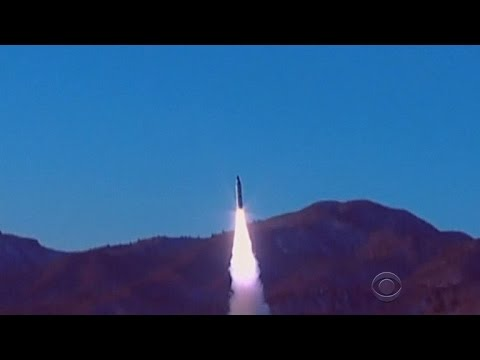 North Korea defiant as it threatens another nuclear test