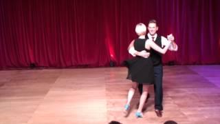 ESDC 2015 - Balboa Couples - Finals - Marcus Koch & Lana Mykhnylyuk