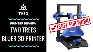 Two Trees Bluer 3D Printer Review - SFW Version
