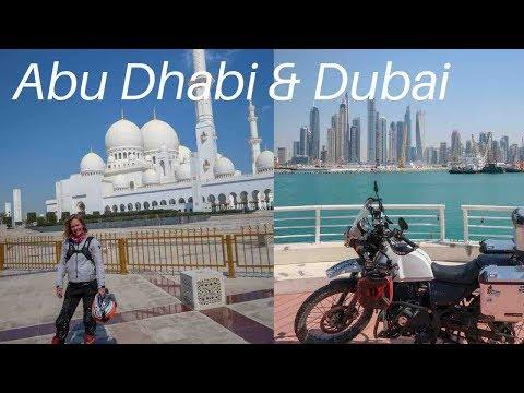 ABU DHABI & DUBAI - Royal Enfield Himalayan BS4 (2018)