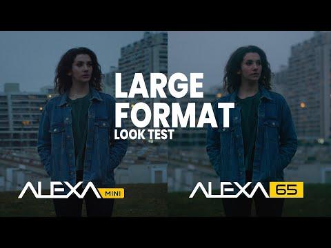 Arri Alexa 65 vs. Alexa Mini - Large Format Look Test (s35mm / 65mm)