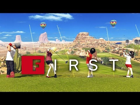 Everybody's Golf - 12 Minutes of Tournament Gameplay - IGN First - E3 2017