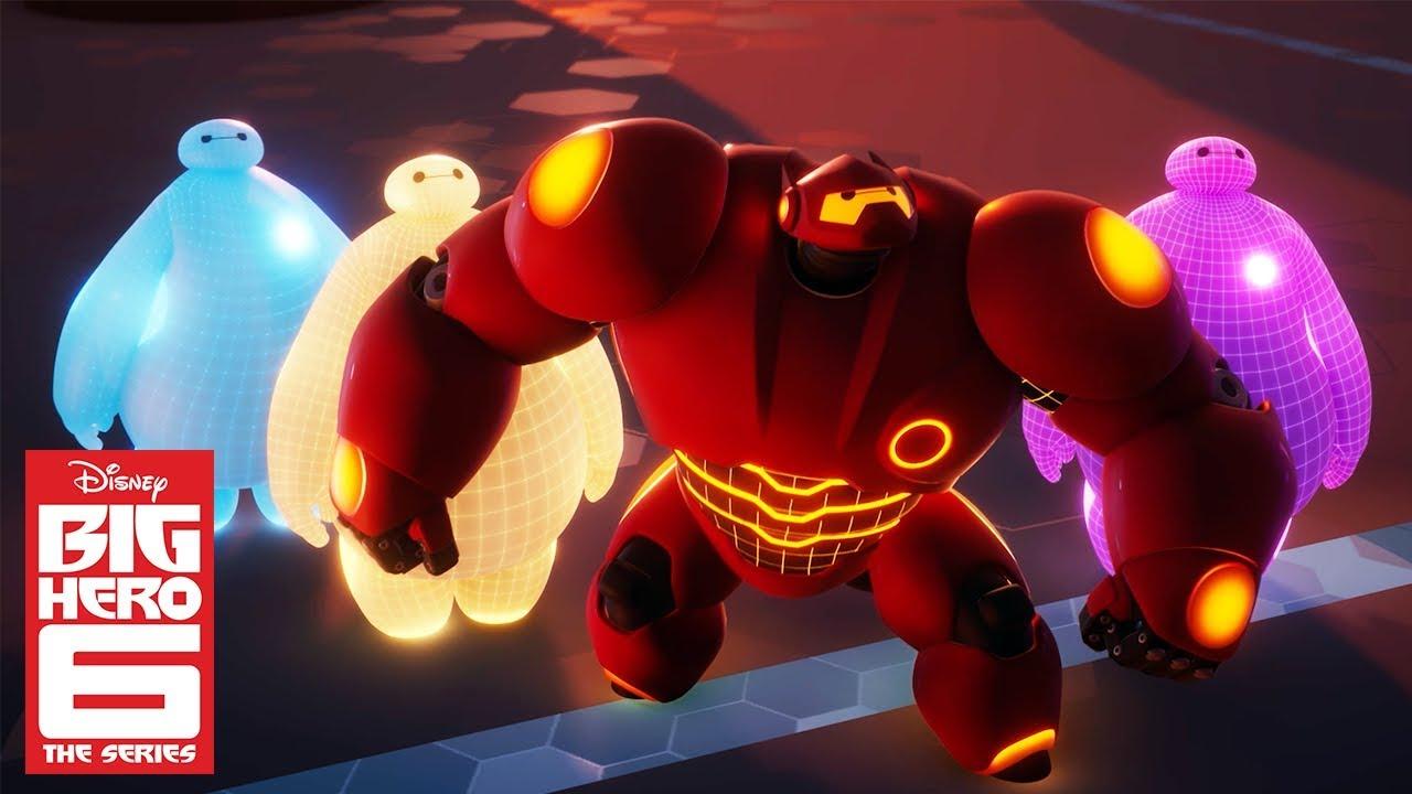 48 Koleksi Gambar Keren Big Hero 6 HD