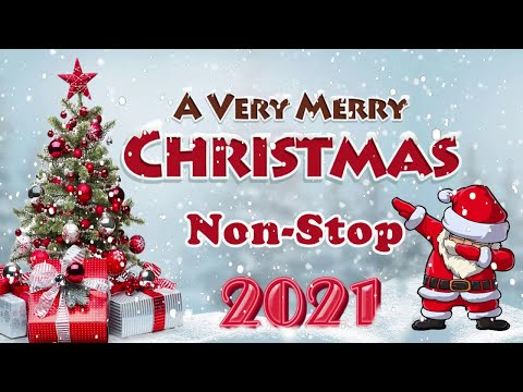 Non Stop Christmas Songs Medley - Greatest Old Christmas Songs Medley 2021
