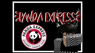 Panda Express ROBLOX | Working as a Senior Cashier