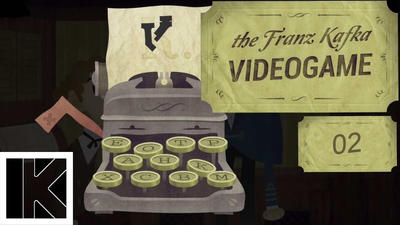 Schreibschwäche 🐞 The Franz Kafka Videogame #002   Kavaun