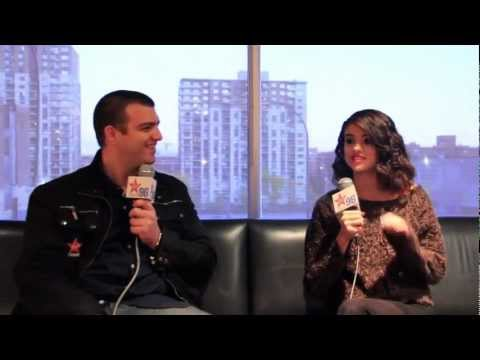 Selena Gomez Chats with Montreal's Virgin Radio