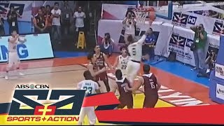 Ricci Rivero BEST PLAYS vs UP | UAAP Exclusives
