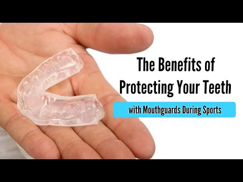 The Benefits of Protecting Your Teeth with Mouthguards During Sports
