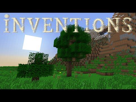 Minecraft Mods FTB Inventions - NEW ADVENTURE [E01]