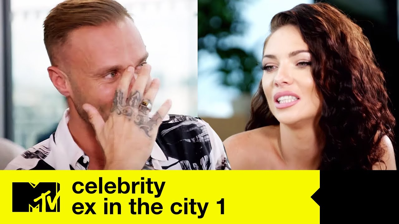 Calum S Ex Megan Arrives And She S Looking For Answers Celeb Ex In The City Youtube