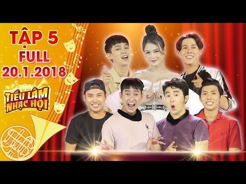 Tiếu lâm nhạc hội | Tập 5 full: Nàng Bạch Tuyết lặn lội lăn sang Thái Lan tìm hoàng tử & cái kết
