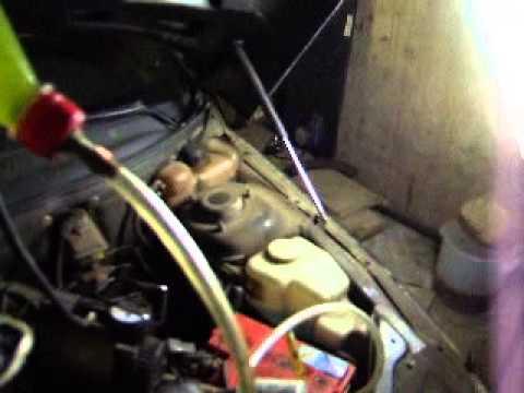 Промывка форсунок ВАЗ 2110-21111 -это просто!!!