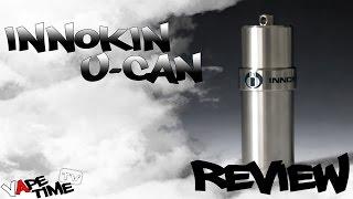 Innokin U-Can Ejuice bottle review