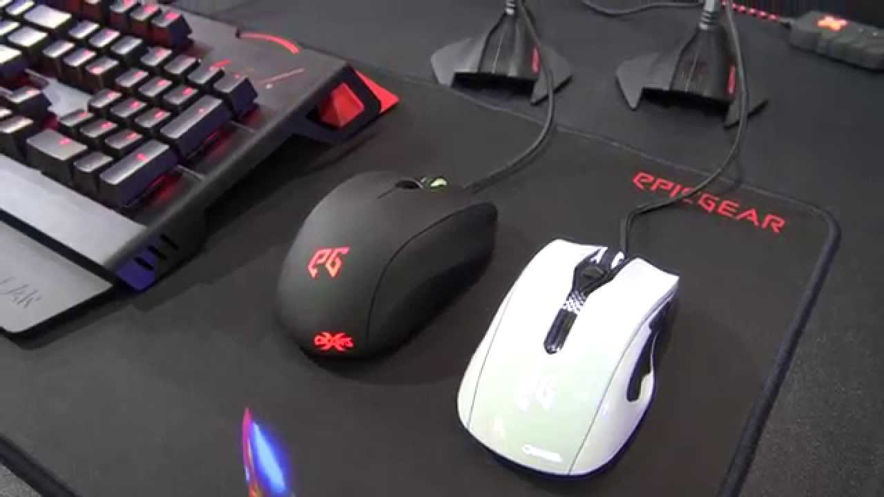EpicGear GeKKota Mouse Drivers for Windows