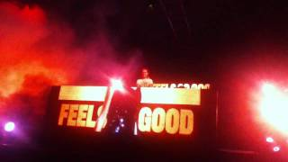 Armin van Buuren feat. Nadia Ali - Feels so Good (Tristan Garner Remix) @ Queretaro Mexico 3/11/2011