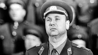 """""""The Ballad About the Moscow Boy"""" - Alexey Sergeev and the Alexandrov Red Army Choir (1962)"""