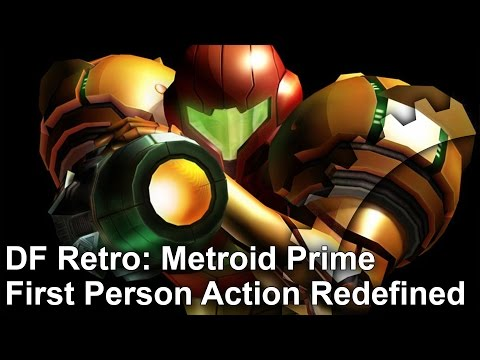 DF Retro: Metroid Prime - First Person Action Redefined GC/Wii