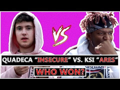 """Quadeca """"Insecure"""" Vs. KSI """"Ares"""" - Who Won?"""