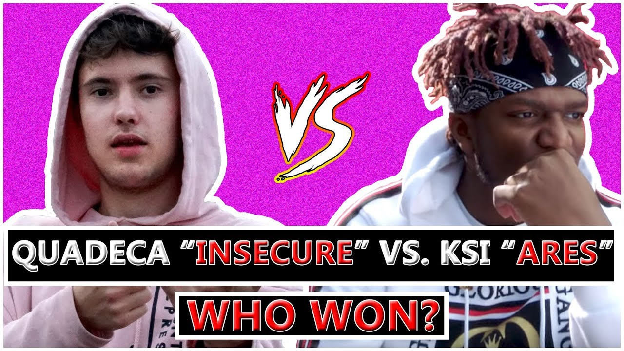 """Download Quadeca """"Insecure"""" Vs. KSI """"Ares"""" - Who Won?"""