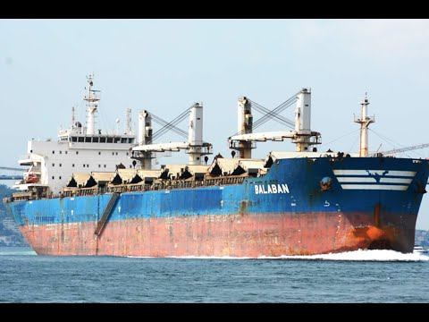 ShipSpotting Istanbul Strait - August 2014 (Part 3)