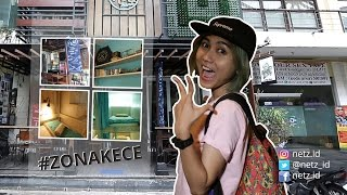 NET.Z ZONA KECE - Sensasi Tempat Tidur Kapsul ala Jepang di Bali