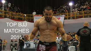 TOP BJJ & Grappling Matches of 2015 - Part 2 [HELLO JAPAN]