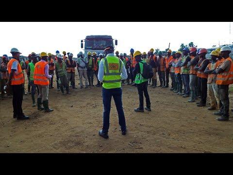 Transfert de Compétences dans le Domaine du Bâtiment et Travaux Publics en Côte d'Ivoire