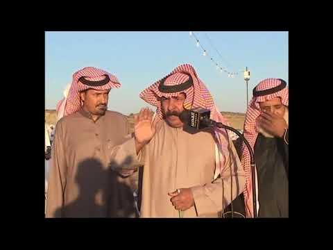حفله ترج 1436|| بن حميران بن مشيح عواض العتيبي والأحامره|| زير سويد