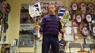 Категория теннисных ракеток Babolat Pure Aero(Краткий обзор теннисных ракеток серии Babolat Pure Aero 2016. В видео представлены ракетки: Pure Aero, Pure Aero Tour, Pure Aero Team,..., 2016-04-25T14:24:23.000Z)