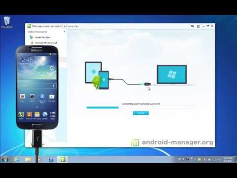 iTunes to Galaxy S4: How to Transfer/Sync iTunes Music to Samsung Galaxy S4/S5/S6/S7