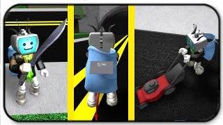 How Powerful Are The Infinite Backpack, Machete and Lawn Mower - Roblox Yard Work Simulator