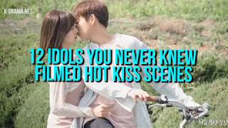 So Sweet, 12 Idols You Never Knew Filmed Hot Kiss Scenes