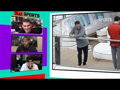 Redskins Owner Dan Snyder Ponders Life On $180 Mil Superyacht | TMZ Sports