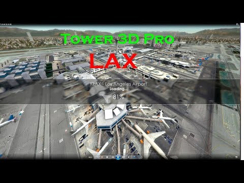 Tower 3D Pro LAX