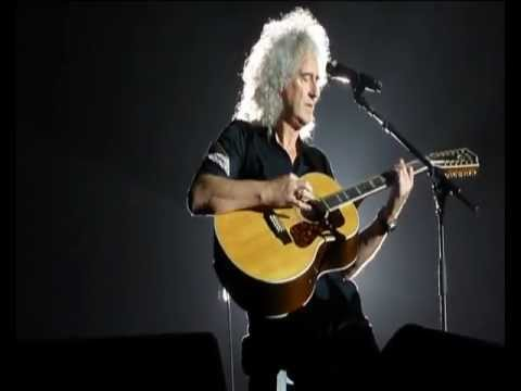 Queen - Love Of My Life - Brian May + Freddie Mercury ...