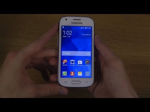 Samsung Galaxy Ace Style - First Look