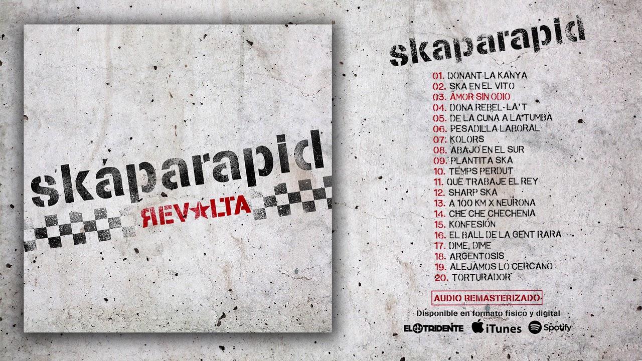 """Resultado de imagen de Skaparapid """"Revolta"""":"""