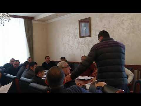 Ապարան համայնքի ավագանու 23.01.2020 Մաս-1