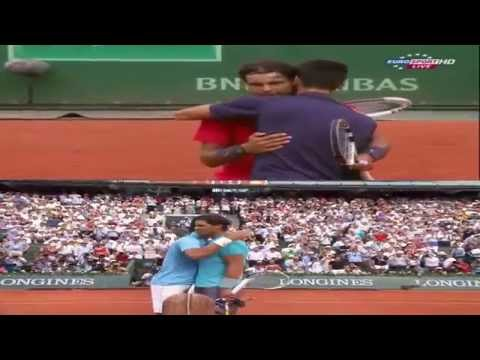 Rafael Nadal Wins French Open 2012 and 2014
