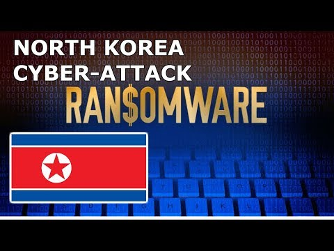 North Korea Launches Cyber-Attack!!  WannaCry