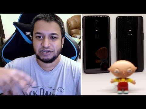 McBc Tech : OnePlus 6 vs OnePlus 6T