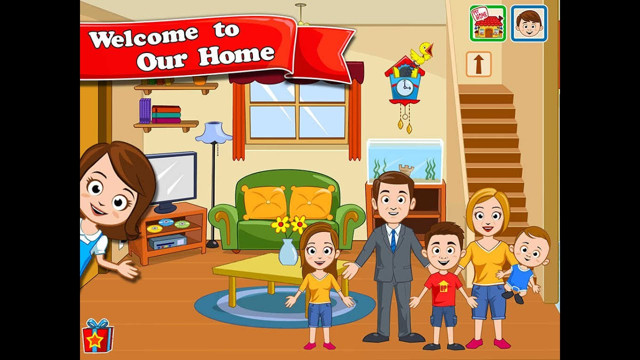 my town home part 1 ipad app demo for kids ellie youtube my town home part 1 ipad app demo for kids ellie