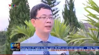 Ban tin Tai chinh Kinh doanh tren VTV1 vao luc 7h00 ngay 25 07 2016