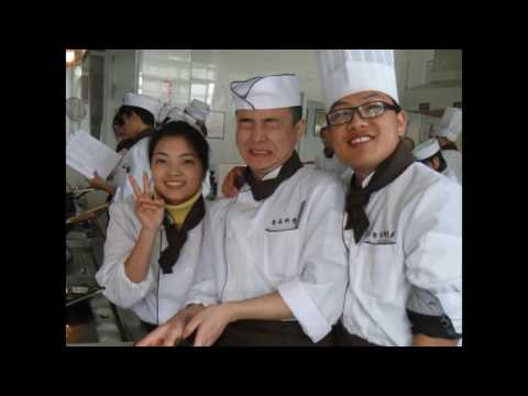 Thai cooking Class at Sichuan Tourism University Chengdu China : 4th class
